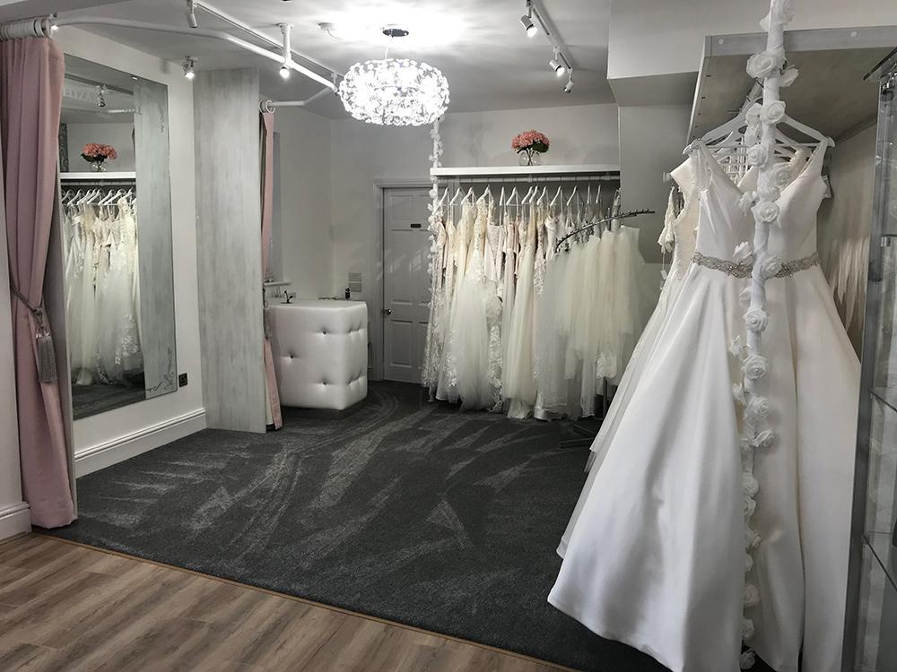 Elizabeth Hall Bridal - Wedding Shop Beverley